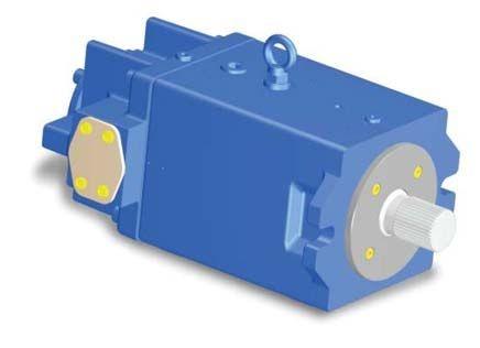 Гидромоторы Eaton Hydrokraft MFX Motor