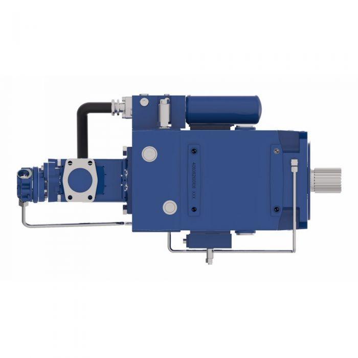 Аксиально-поршневые насосы Eaton Hydrokraft TVW