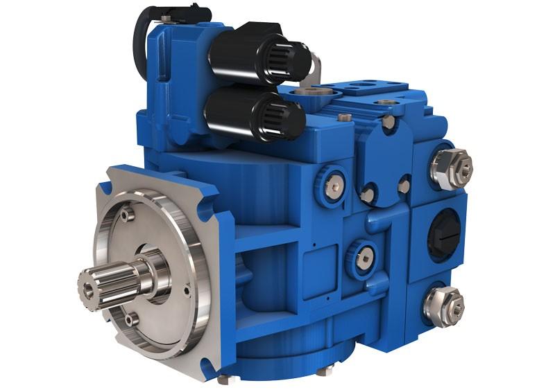 Гидронасос Poclain Hydraulics P90-55