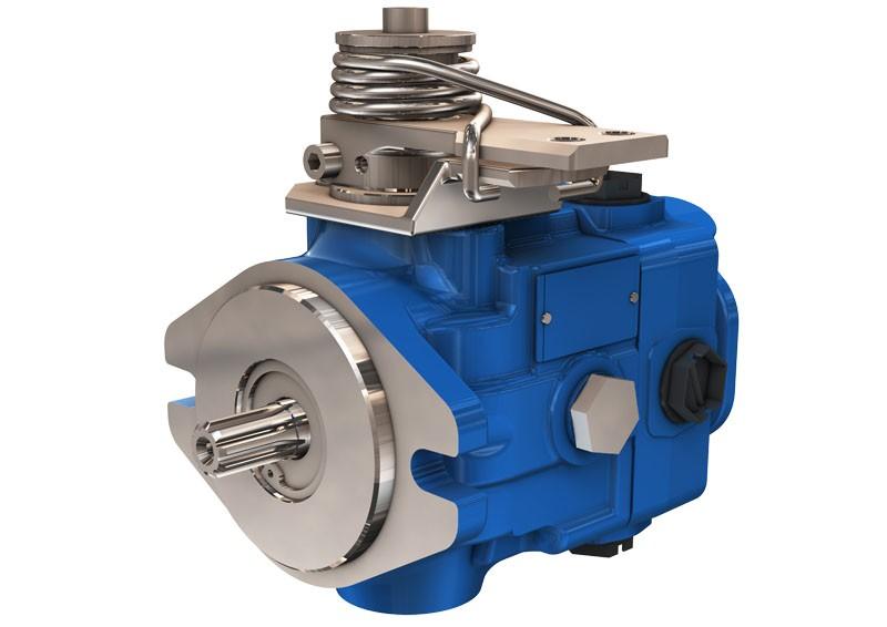 Гидронасос Poclain Hydraulics PMV0-09