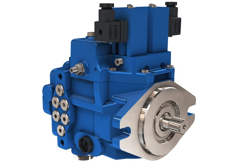 Гидронасос Poclain Hydraulics PM25-25