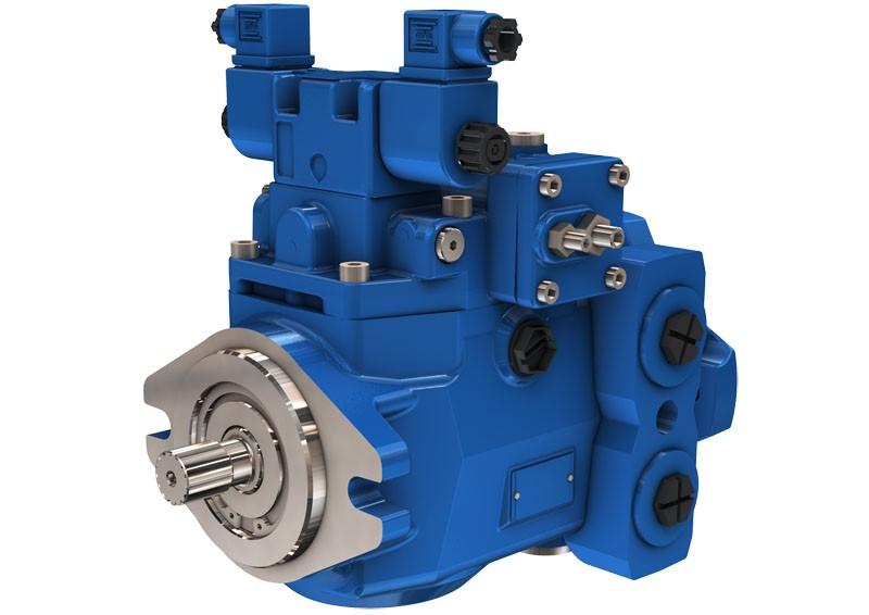 Гидронасос Poclain Hydraulics PM65-55
