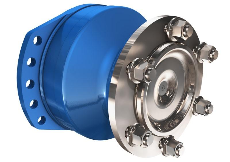Гидромотор Poclain Hydraulics MSE03
