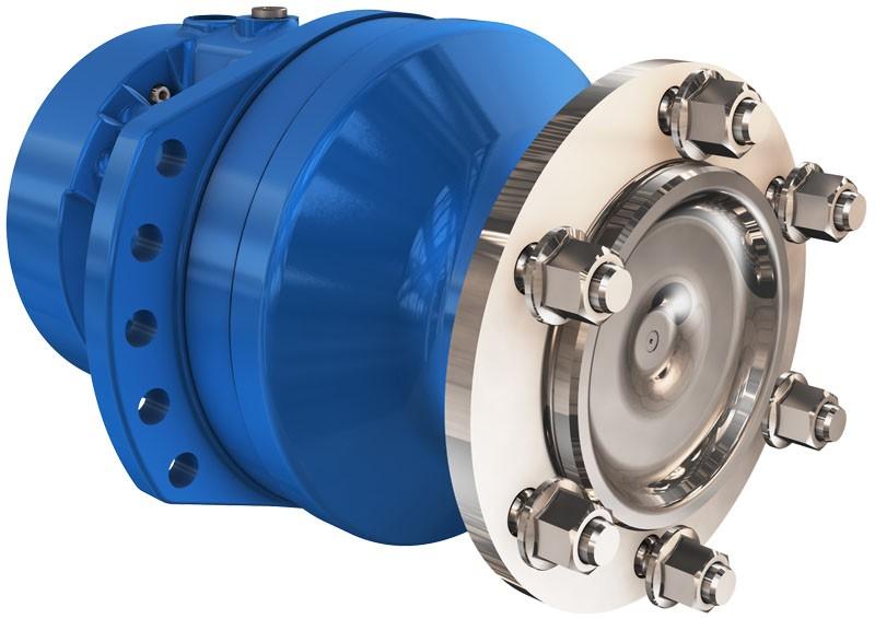 Гидромотор Poclain Hydraulics MSE05