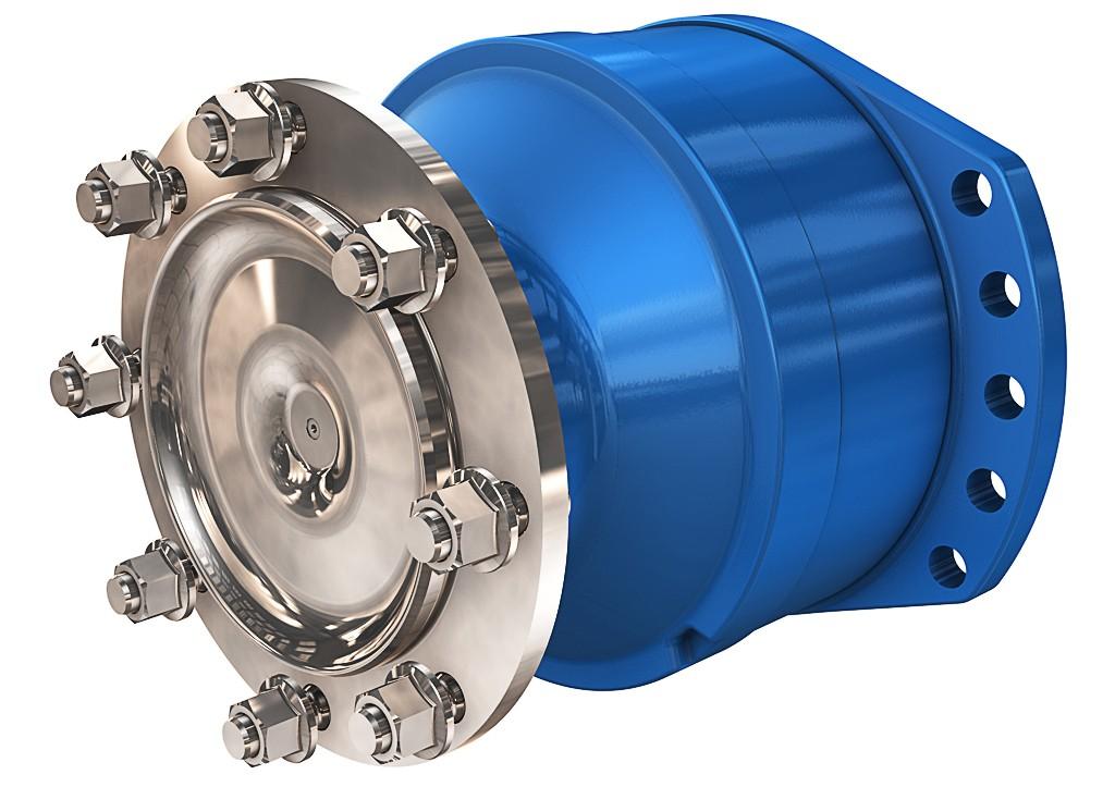 Гидромотор Poclain Hydraulics MS35