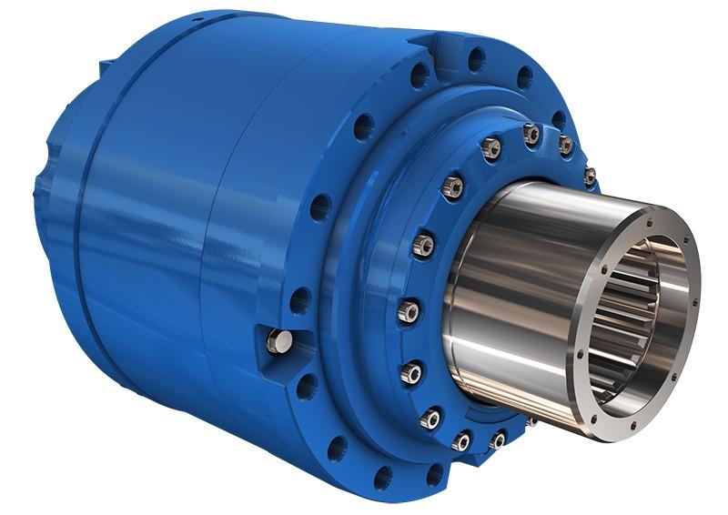 Гидромотор Poclain Hydraulics MS125