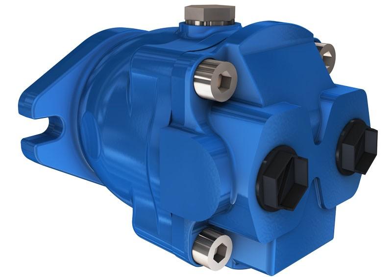 Гидромотор Poclain Hydraulics M1