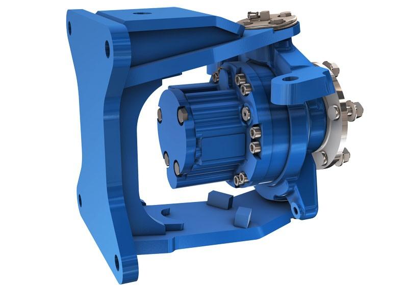 Гидромотор Poclain Hydraulics MGE02