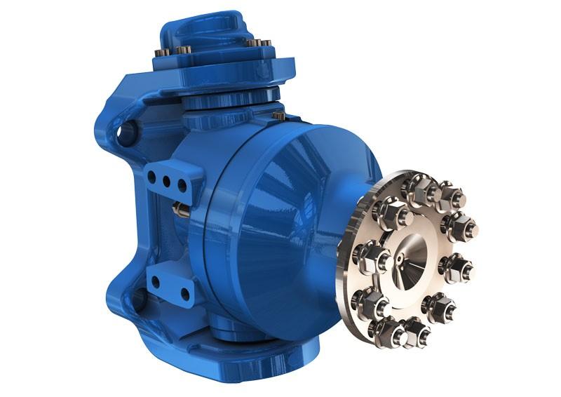Гидромотор Poclain Hydraulics MGE05