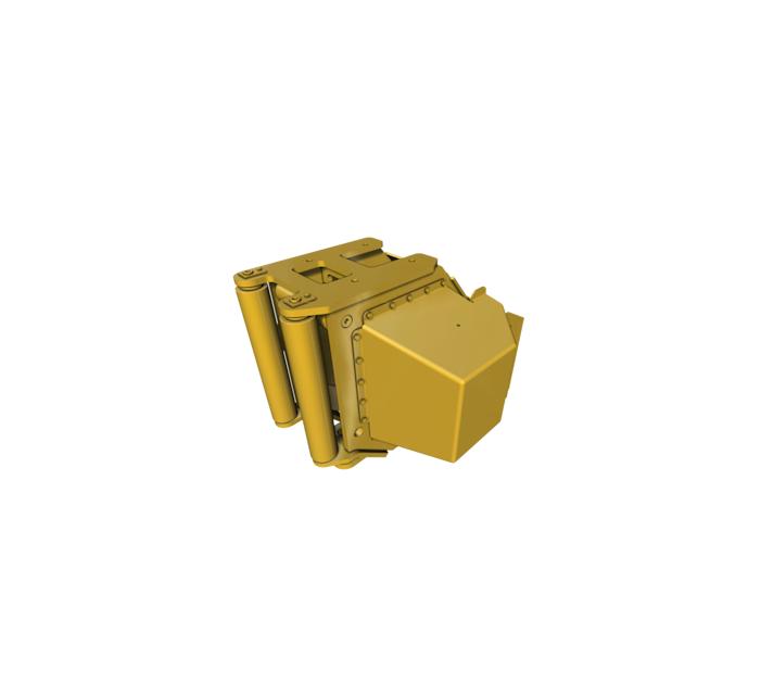 Гидравлическая лебедка CARCO H90 Caterpillar