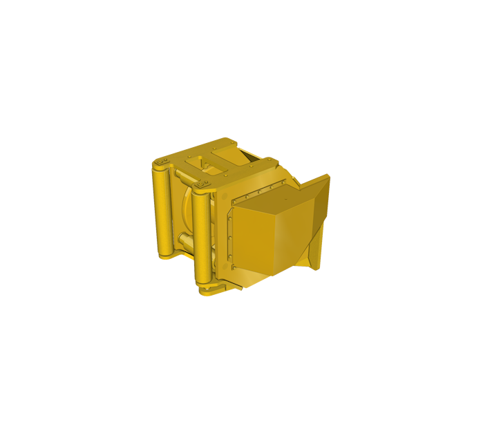 Гидравлическая лебедка CARCO H140 John Deere