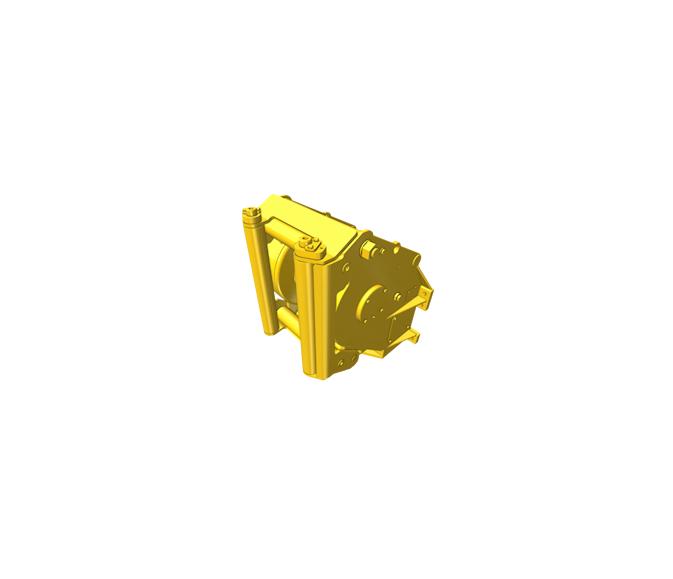 Гидравлическая лебедка CARCO H50 Caterpillar