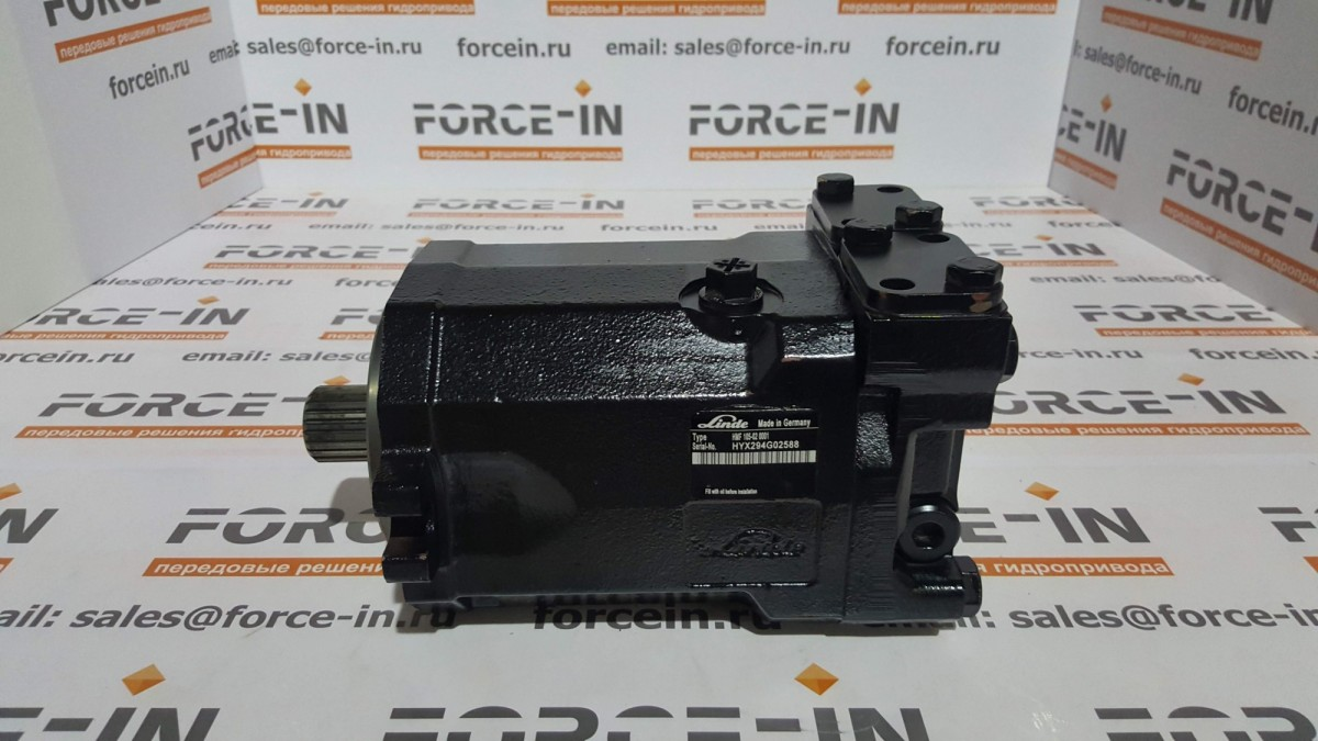 Гидромотор Linde HMF105 (2948055117)